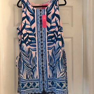 Lilly Pulitzer Donna Romper Size 16